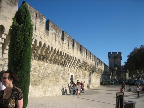 アヴィニヨン城壁.2.JPG